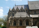 All Saints Church after restoration.