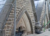 All Saints Church completed chancel repairs.
